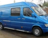 Микроавтобус Мерседес Спринтер 312 грузопассажирский.