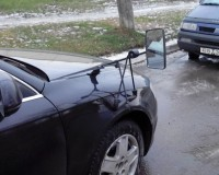 Зеркало заднего вида для перевозки кемпера